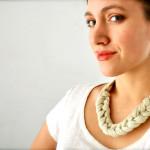 Stylové látkové a kombinované náhrdelníky – módní hit roku 2013