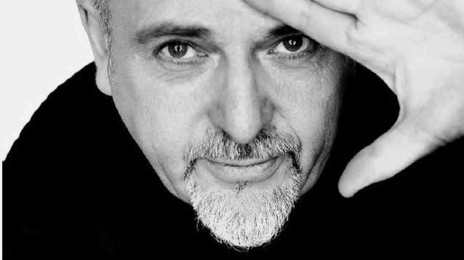 Legendární Peter Gabriel na podzim v Praze!