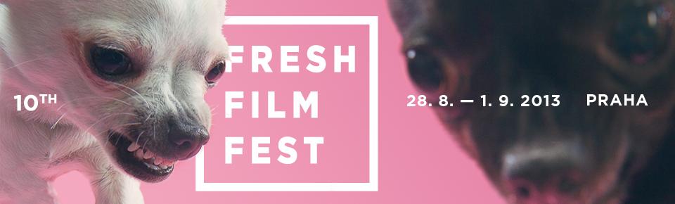 Lahůdka pro milovníky filmu – Fresh Film Fest 2013!