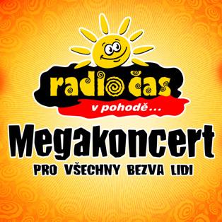 Megakoncert pro všechny bezva lidi Rádia Čas Ostrava