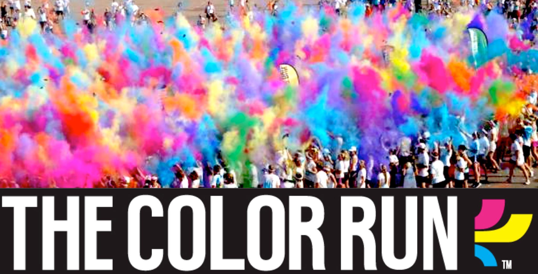 Užijte si The Color Run v květnové Praze!