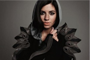 Marina & The Diamonds vystoupí v Praze